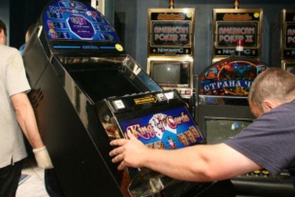 Изъяли игровые автоматы набережные челны бесплатные автоматы игровые без регистрации