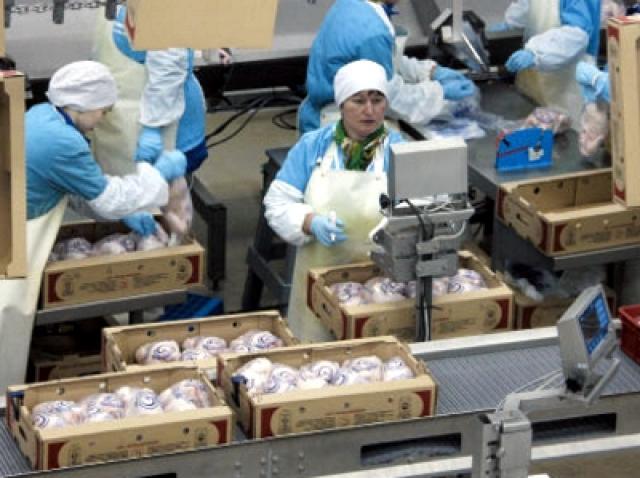 Производственная мощность нового комплекса «Челны-Бройлера» составит 144 т в сутки