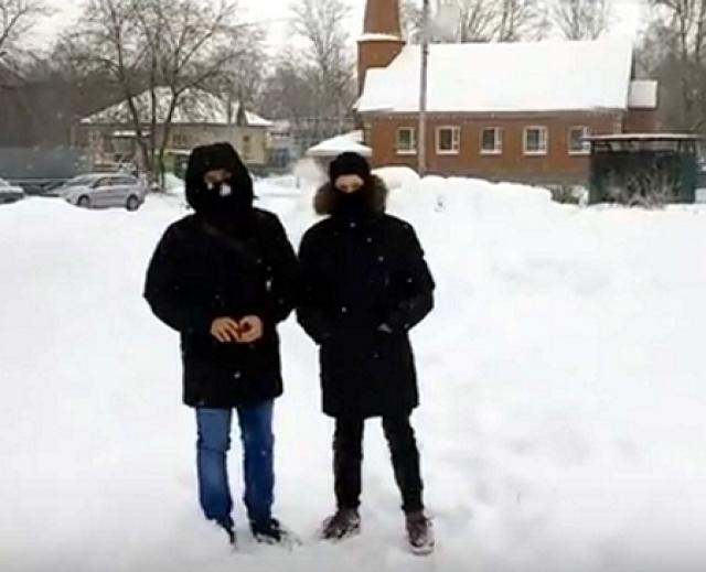 Два парня в масках фото 113-799