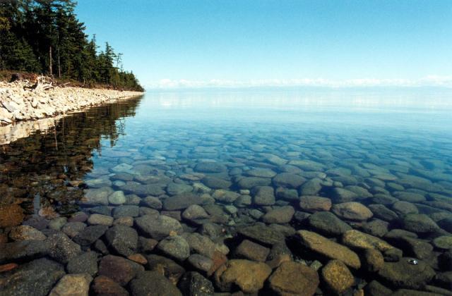 Китайцы спонсируют высыхание озера Байкал