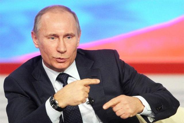 Кремль больше небудет рассылать журналистам предварительный график Владимира Путина