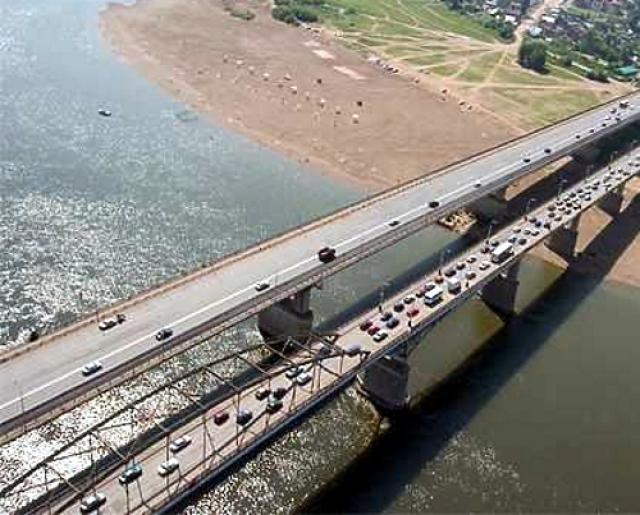 Открытие Затонского моста вУфе перенесли наоктябрь