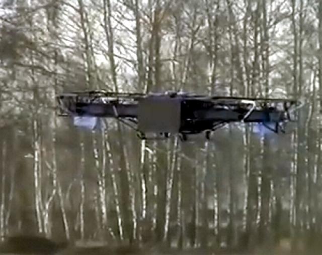 ВТатарстане в последующем году испытают беспилотник для обработки полей