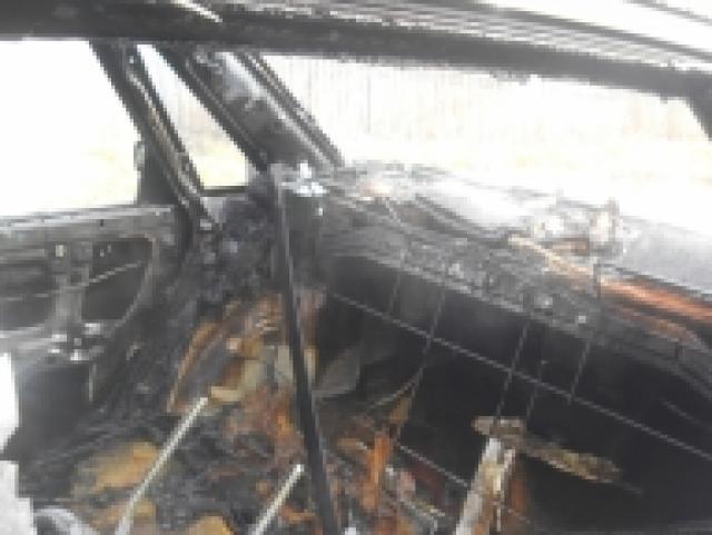 ВЧелнах воры сожгли три автомобиля, чтобы утаить кражу магнитолы