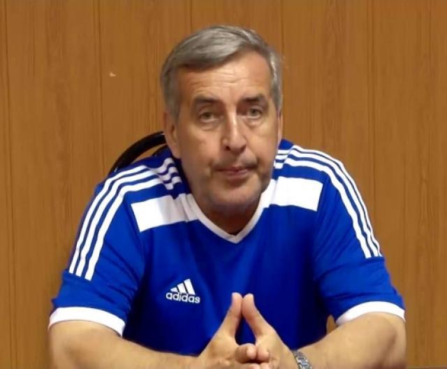 Магдеев сократил основного тренера челнинского футбольного клуба «Камаз»