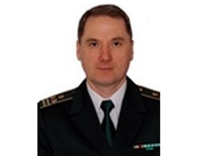 Андрей Сидорин назначен начальником казанского пограничного поста