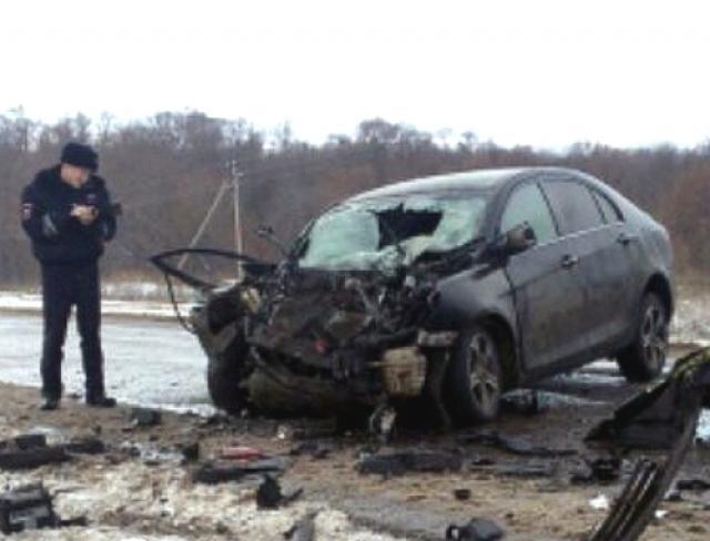 ВАльметьевском районе встолкновении 2-х авто пострадали 5 человек