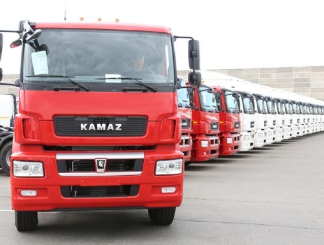 КАМАЗ всередине осени увеличил русские продажи на7%
