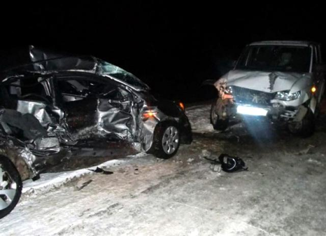 ВБашкирии встолкновении с«УАЗ Патриот» умер шофёр изТатарстана