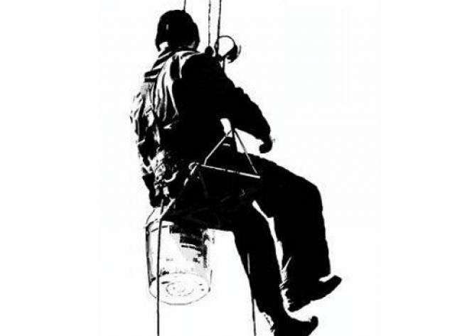 ВТатарстане впроцессе покраски упал индустриальный альпинист: возбуждено уголовное дело