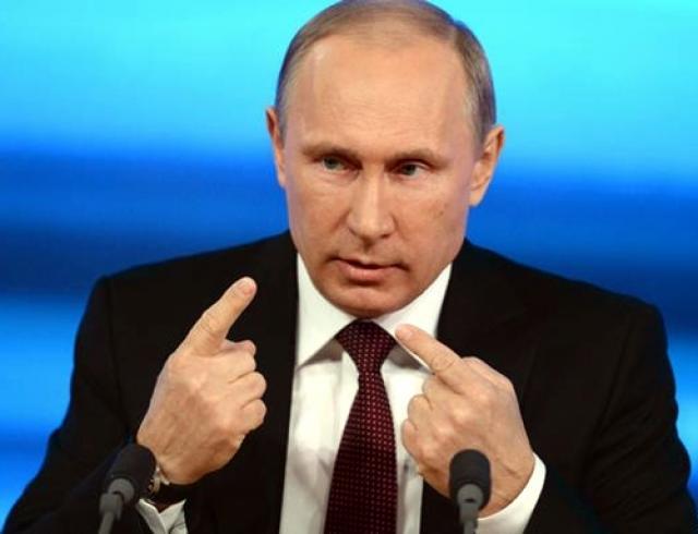 Путин рассчитывает нанормализацию отношений с государством Украина