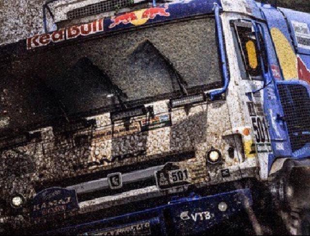 Экипаж Николаева стал вторым напятом этапе «Дакара» взачете фургонов