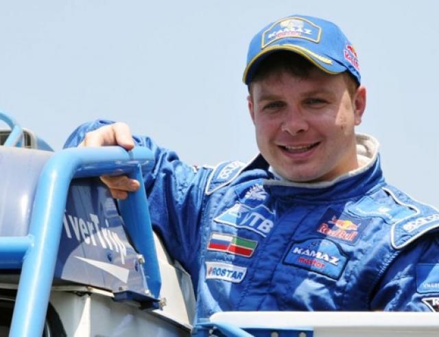Гонщик команды «КамАЗ-Мастер» Эдуард Николаев победил на11 этапе ралли «Дакар»