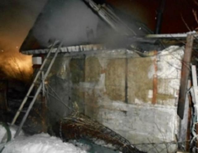 ВНабережных Челнах всадовом доме впожаре умер мужчина