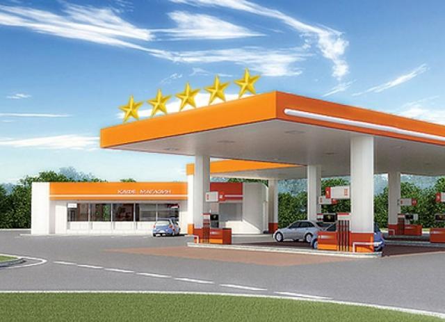 Русским АЗС присвоят рейтинг— Пятизвездочный бензин