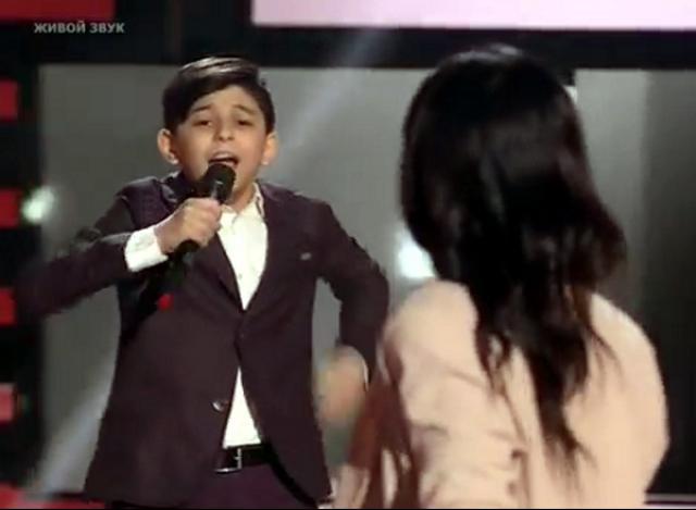 Челнинец Нурлан Исмаилов стал последним участником четвертого сезона шоу «Голос.Дети»