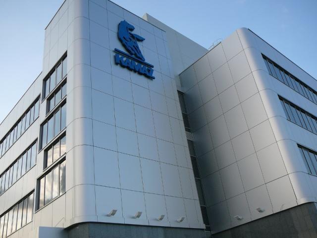 Продажи КАМАЗа вянваре-марте увеличились на29%