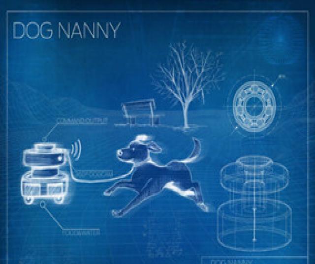 Роботы Форд погуляют свашей собакой (когда-нибудь)