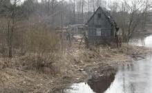 Незаконные постройки у воды снесут