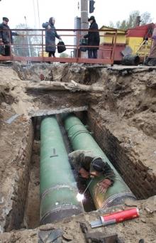 В Челнах обновят 38,5 км водопроводных и 5,6 км канализационых сетей