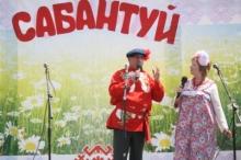 Елабуга отпраздновала Сабантуй на неделю раньше Набережных Челнов