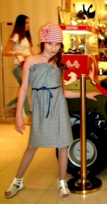 Юная модель из Набережных Челнов снялась в ТВ-шоу