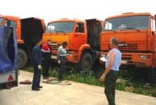 «Мельница» грузовиков