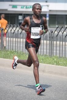Челнинский марафон: победил кениец