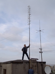 Наказали радиолюбителя