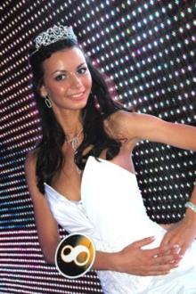 Новая «Мисс ВУЗ» - Ярославна Курицына