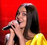 Язиля Мухаметова выступила в поединке на шоу 'Голос'