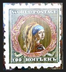 Художники из Челнов - первые участники арт-проекта «Марки»