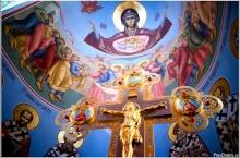 Иконописцы из Палеха расписали стены храма