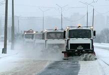 На борьбу со снегом в Набережных Челнах будет направлено 225 единиц техники