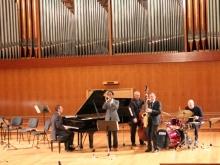 Американский джазовый трубач сыграл вместе с камерным  оркестром «Провинция»
