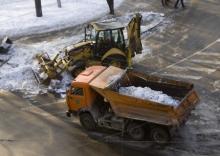 Для очистки дорог «ПАД» привлекает предприятия со стороны