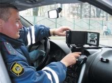Новый прибор видеофиксации на вооружении ГИБДД