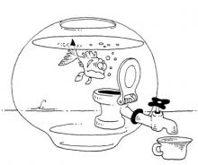 Почему дорожает вода