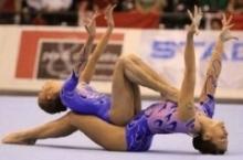 Челнинцы - победители первенства России по спортивной акробатике