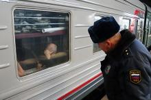 Поезда ставят под охрану