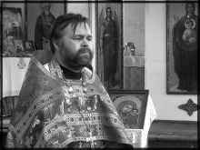 Олега Николаева отпели в Свято-Вознесенском соборе