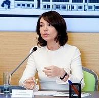 Альфия Когогина обещала 'нажать' на Медведева