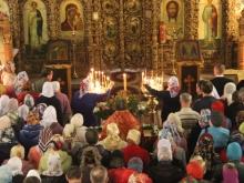 Православные Челнов отмечают Пасху