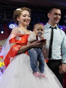 Челнинка Гулина Шакирова  –  «Бриллиантовая невеста Татарстана-2013»