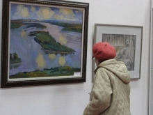 В Челнах открылась выставка этно-художников Камского региона
