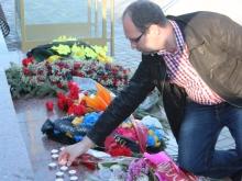 В Челнах почтили память погибших на Украине