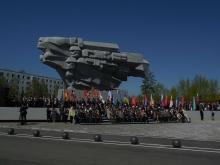 Парад Победы-2014 в Набережных Челнах
