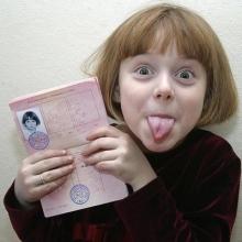 Школьникам — о паспорте