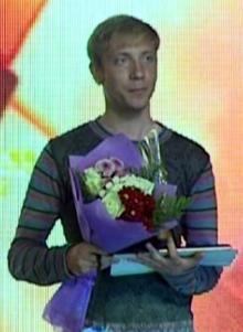 Челнинскому журналисту вручили «Хрустальное перо»