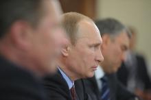Мэр Набережных Челнов поговорил с Владимиром Путиным о выборах